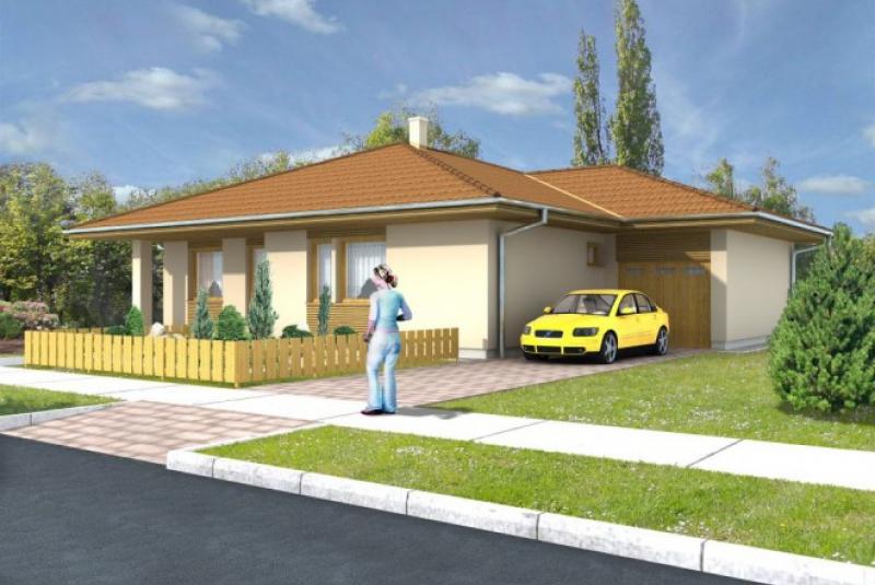 Projekty Domov Bungalov 11 Projekty Rodinných Domov Zobrazovacia